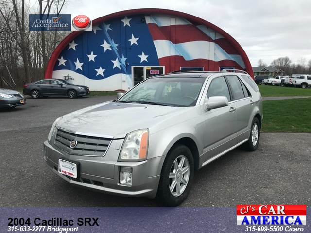 2004 Cadillac SRX **** CICERO SALE PRICED $4,995****