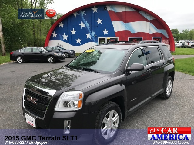 2015 GMC Terrain SLT1 ***CICERO SALE PRICED $16,495***