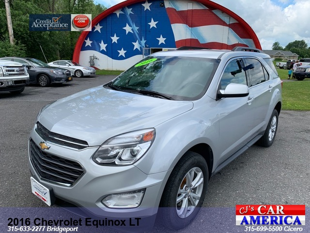 2016 Chevrolet Equinox LT *** BRIDGEPORT***