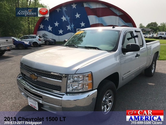 2013 Chevrolet Silverado 1500 LT Ext. Cab *** CICERO SALE PRICED $12,995***
