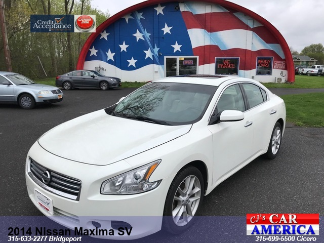 2014 Nissan Maxima SV ***CICERO SALE PRICED $12,995***
