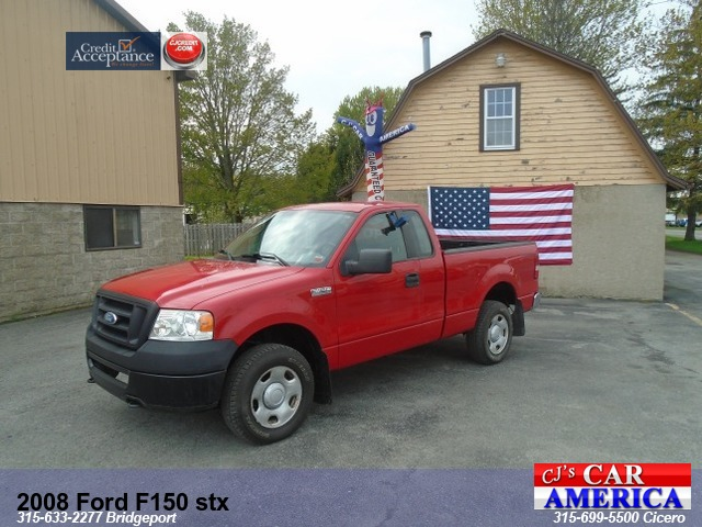 "2008 Ford F-150 STX "" SALE PRICED $7995 @ THE BRIDGEPORT STORE"""