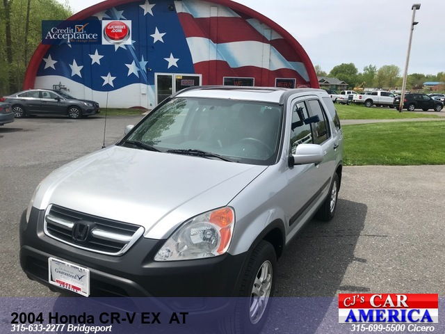 2004 Honda CR-V EX  AT *** CICERO SALE PRICED $5,995***