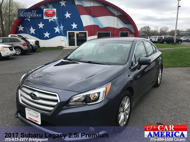 2017 Subaru Legacy 2.5i Premium AWD *** SALE PRICED $15,995 @ THE Bridgeport STORE***