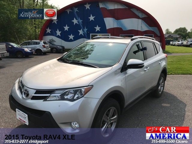 2015 Toyota RAV4 XLE *** Bridgeport ...REDUCED $16995
