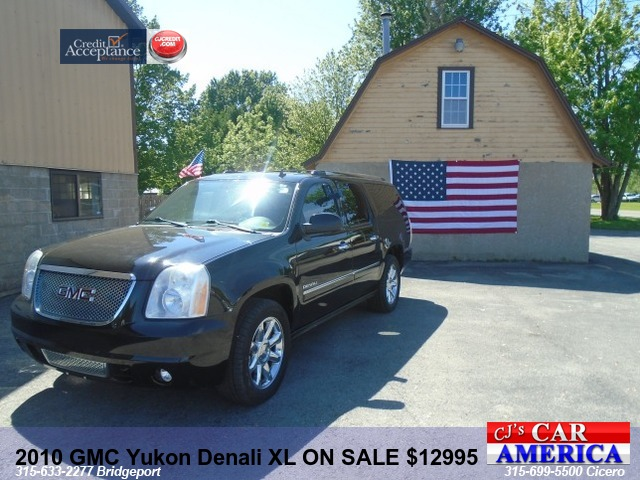 2010 GMC Yukon Denali XL ***BRIDGEPORT***ON SALE $12995