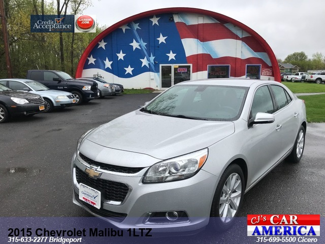 2015 Chevrolet Malibu 1LTZ *** CICERO SALE PRICED $13,995***