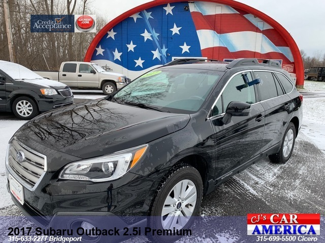 2017 Subaru Outback 2.5i Premium*** Bridgeport  SALE PRICED $18,995***