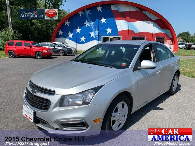 2015 Chevrolet Cruze 1LT Auto*** CICERO PRICE REDUCED $ 9,495***