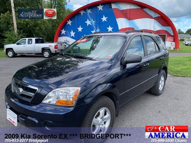 2009 Kia Sorento EX ***CICERO SALE PRICED $6,995***
