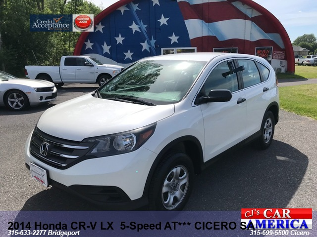 2014 Honda CR-V LX  5-Speed AT*** Bridgeport  SALE PRICED $15,995***
