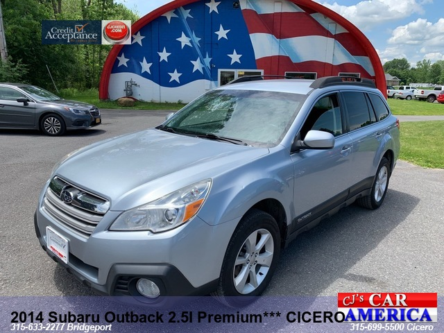 2014 Subaru Outback 2.5I Premium*** Bridgeport  SALE PRICED $12,995***
