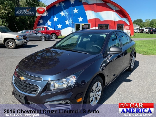 2016 Chevrolet Cruze Limited LS Auto*** Bridgeport  SALE PRICED $10,995***