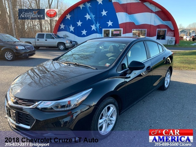 2018 Chevrolet Cruze LT Auto*** CICERO SALE PRICED $13,995***