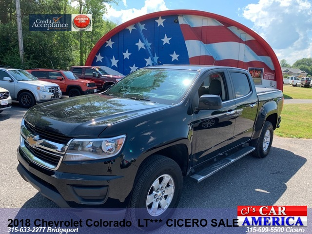 2018 Chevrolet Colorado  LT*** CICERO SALE PRICED $23,995***