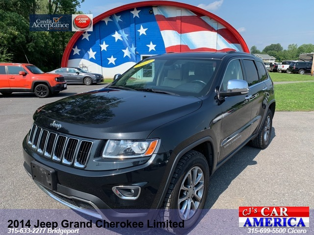 2014 Jeep Grand Cherokee Limited***CICERO SALE PRICED $15,995 ***