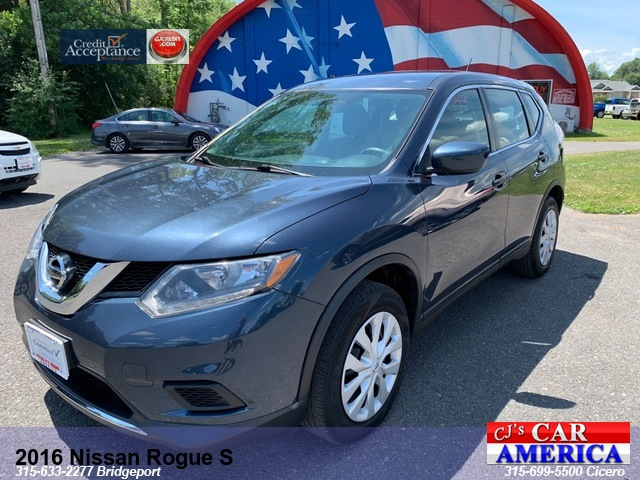 2016 Nissan Rogue S *** CICERO SALE PRICED $14,995***