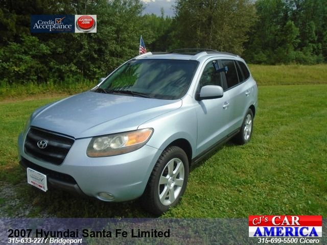 2007 Hyundai Santa Fe LIMITED*** CICERO SALE PRICED $5,995***