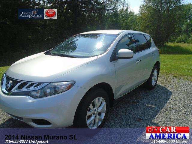 2014 Nissan Murano SL *** CICERO PRICE REDUCED $13,995***