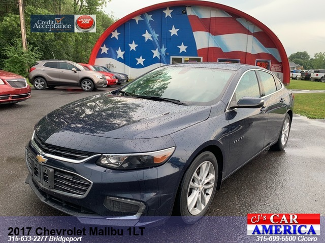 2017 Chevrolet Malibu 1LT *** CICERO SALE PRICED $14,995***