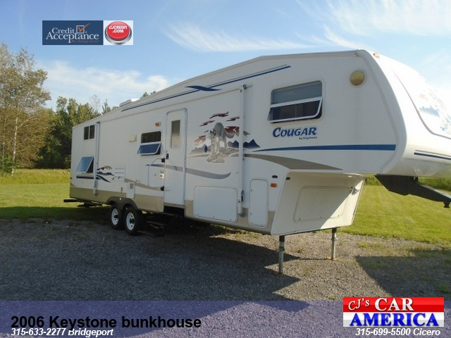 2006 Keystone bunkhouse  32ft *** BRIDGEPORT SALE $6995**