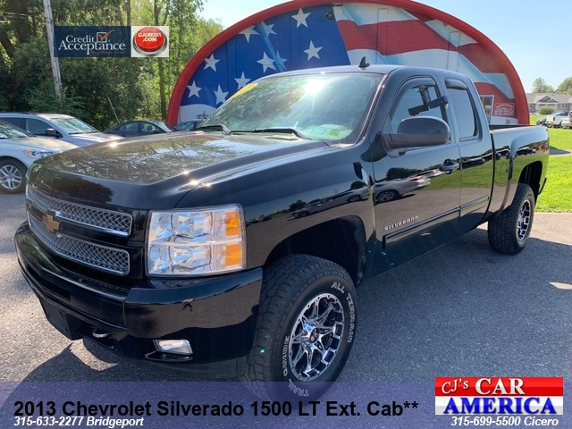 2013 Chevrolet Silverado 1500 LT Ext. Cab*** CICERO SALE PRICED $19,995***