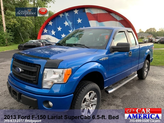 2013 Ford F-150 EXT CAB STX*** CICERO SALE PRICED $19,995***