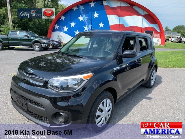 2018 Kia Soul Wagon, ***CICERO SALE PRICED $13,995***