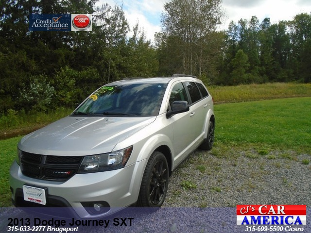 2013 Dodge Journey SXT**BRIDGEPORT STORE**