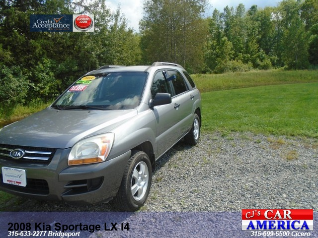 2008 Kia Sportage LX I4 **Bridgeport Sale Priced $5995***