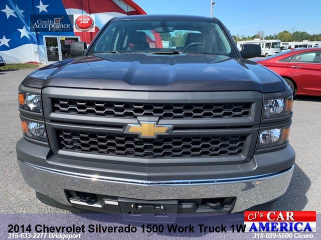 2014 Chevrolet Silverado 1500 1WT Double Cab *** CICERO SALE PRICED $20,995***