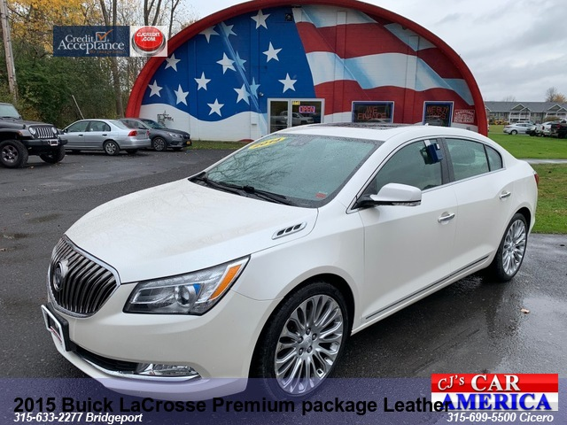 2014 Buick LaCrosse Premium w/Leather *** CICERO SALE PRICED $13,995***