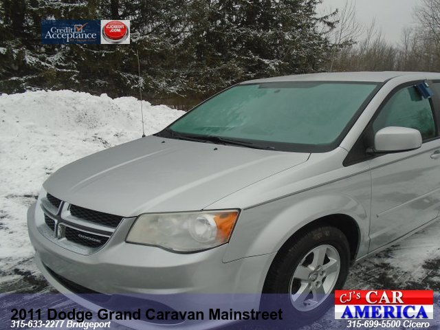 2011 Dodge Grand Caravan Mainstreet**BRIDGEPORT STORE**
