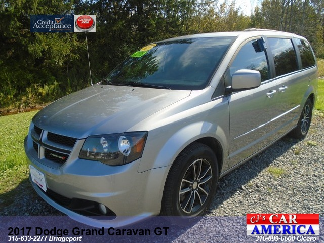 2017 Dodge Grand Caravan GT**BRIDGEPORT STORE**