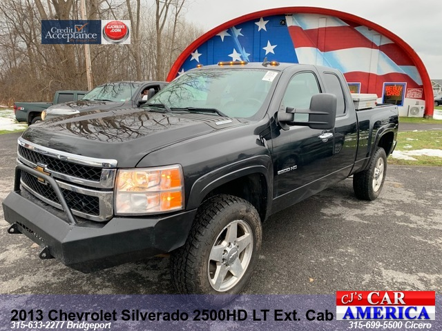 2013 Chevrolet Silverado 2500HD LT Ext. Cab ***CICERO SALE PRICED $24,995***