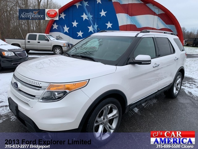 2013 Ford Explorer Limited*** CICERO SALE PRICED $12,995***