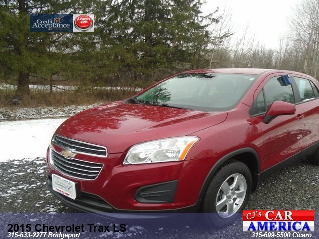 2015 Chevrolet Trax LS **Bridgeport Store**